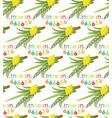 happy sukkot seamless pattern jewish holiday huts vector image vector image