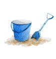 Beach theam vector image