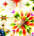 Abstract Autumn Backdrop vector image