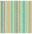 multicolored striped background with brushstrokes vector image