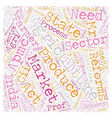 Should not be a State subject text background vector image vector image