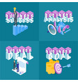 business concepts set 03 vector image
