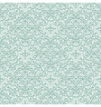 Light green pattern vector image vector image