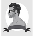 Trendy Hipster vector image vector image