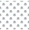 gentlemen style pattern seamless vector image vector image