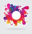 spectrum tears vector image vector image