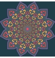 Traditional Muslim ornament vector image vector image