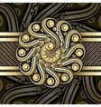 Steampunk Background vector image