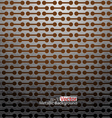 Metal sheet abstract background vector image vector image