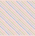 abstract diagonal striped background vector image