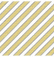 gold stripes elegant seamless pattern vector image vector image