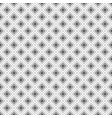 grey rhombus geometric seamless pattern vector image vector image