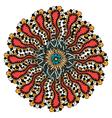 Mandala ethnic ornament vector image vector image