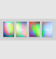 stock color of opal vector image