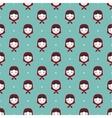 russian doll matreshka seamless pattern vector image vector image