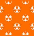 Danger nuclear pattern seamless