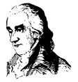 robert treat paine vintage vector image vector image