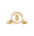 28 years ribbon anniversary
