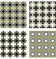 Design seamless pattern set vector image vector image