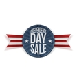 Independence Day Sale circle Banner vector image vector image