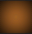 modern black and orange abstract background vector image vector image