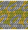 Camouflage seamless pattern vector image