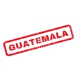 Guatemala Rubber Stamp vector image vector image