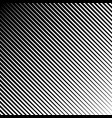 halftone line background eps10 vector image vector image