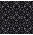 pattern circle 2 vector image vector image