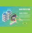 virus scan security malware shield guard vector image vector image