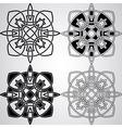 Celtic Design Elements vector image
