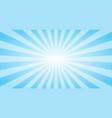 Abstract blue sun rays background summer sunny 4k