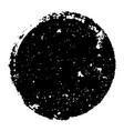 bold gruge stamp vector image vector image
