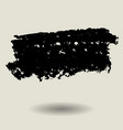 abstract black texture background template vector image