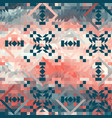 seamless abstract trendy pattern for surface print