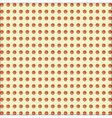 Simple seamless pattern in a row vector image
