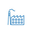 factory icon factory symbol design template can vector image