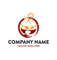 food and beverage logo vector image
