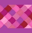 seamless pink yarn pattern vector image