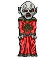 Evil servant vector image vector image