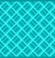 simple seamless pattern - square background vector image vector image