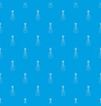 guitar pattern seamless blue vector image