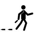 alcoholic icon vector image