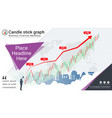 forex stock market investment trading concept vector image
