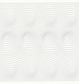 abstract gray line mesh stripe line design vector image vector image