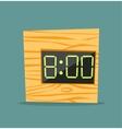 Clock watch alarm icon