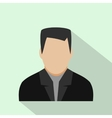 New man avatar icon vector image