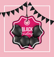 background with white frame and pink background vector image vector image