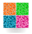 bright colorful seamless pattern vector image vector image