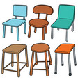 Set of chair